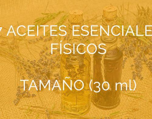 7 Aceites Egipcios FISICOS 30 ml