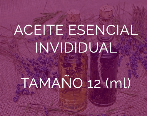 Aceite Individual 12 ml