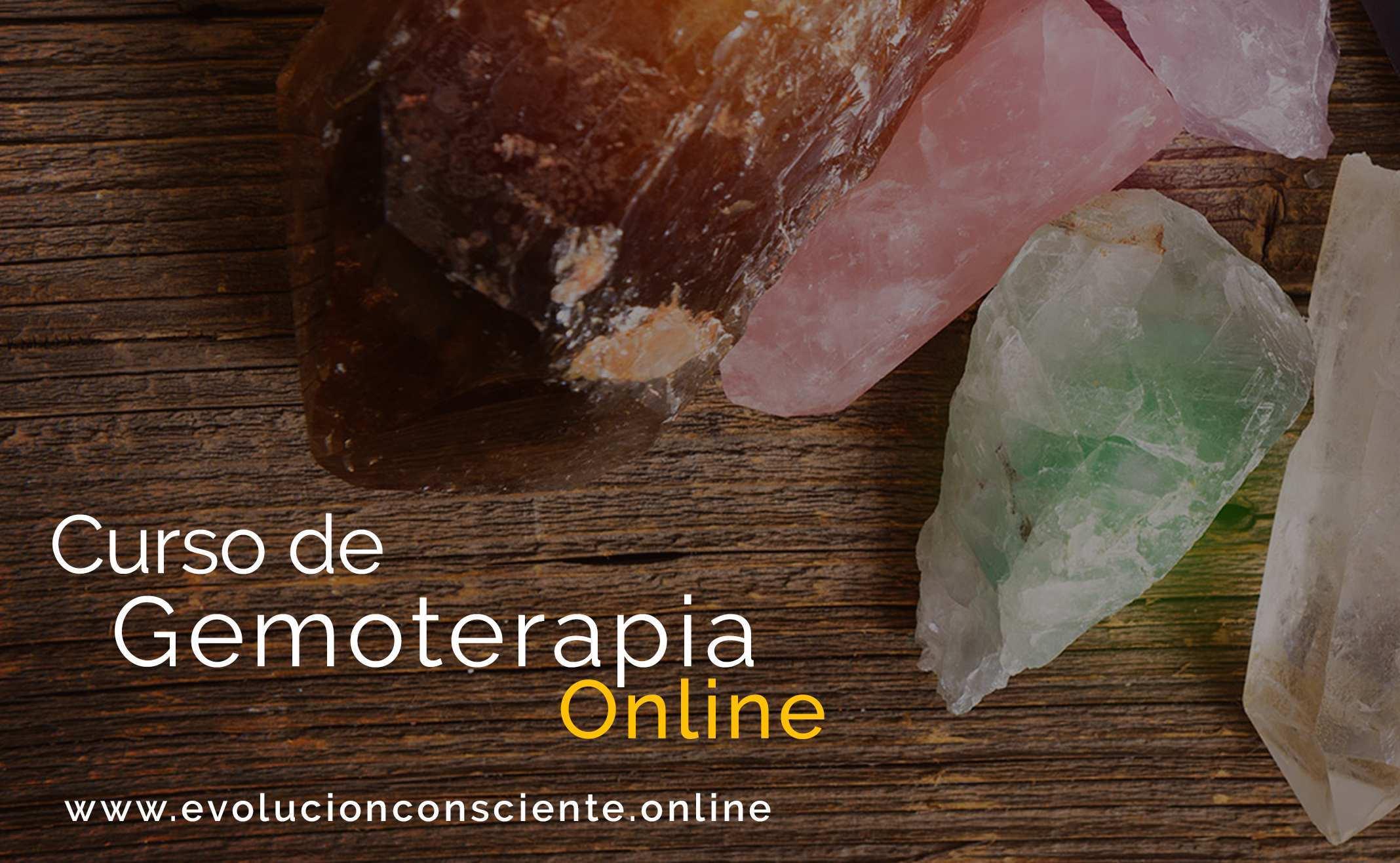 Cursos Online Gemoterapia