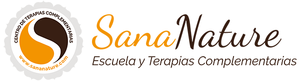 SanaNature | Escuela Online de Evolución Consciente Logo